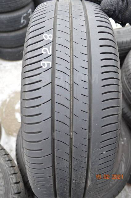 Dunlop Enasave EC300+. летние, 2018 год, б/у, износ 5%