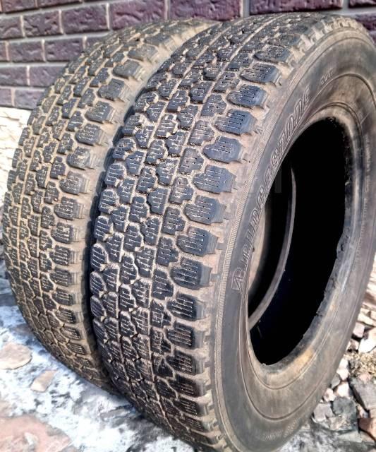 Bridgestone. зимние, без шипов, 2008 год, б/у, износ 20%