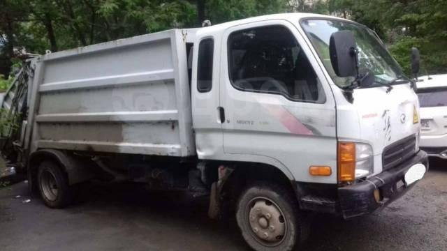 Hyundai Mighty. Продается мусоровоз II, 3 907куб. см.