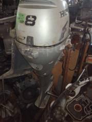Лодочный мотор Honda BF8 из Японии, без подготовки!