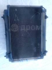 Радиатор охлаждения Toyota Vitz '05-'20/ IST '07-'16/ Porte '12-'20