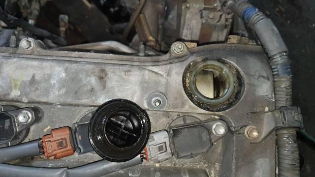 Двигатель 2AZFE Toyota Ipsum 2006г. в. (58000 км) ACU30, ACU21, 90919-02244, 90919-02266