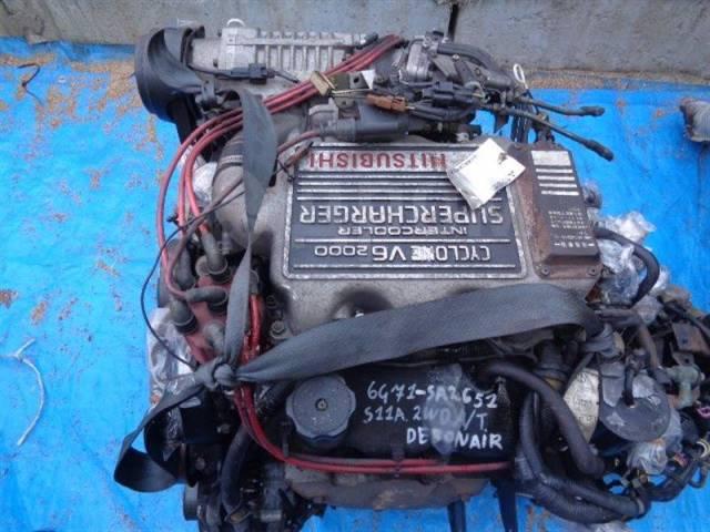 Двигатель Mitsubishi Debonair [MD993007] S11A 6G71 [16351]