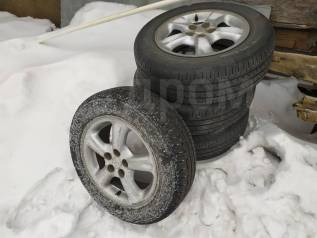 Продам комплект колес r15