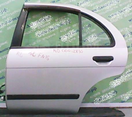 Дверь боковая. Nissan Pulsar, EN15, FN15, FNN15, HN15, HNN15, JN15, SN15, SNN15 CD20, GA15DE, GA16DE, SR16VE, SR18DE