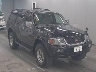 Mitsubishi Challenger, 2001