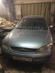 Ford Mondeo, 2001