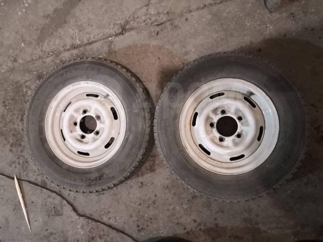 """Продам два зимних колеса. x13"""" 5x115.00"""