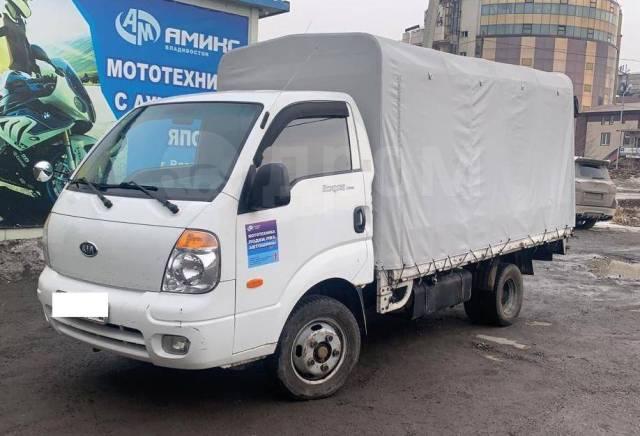 Kia Bongo III. Продам грузовик KIA Bongo III, 2 902куб. см., 1 200кг., 4x2