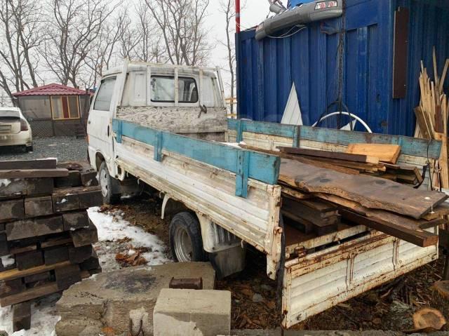Mazda Bongo Brawny, 1991 - Бортовые грузовики во Владивостоке