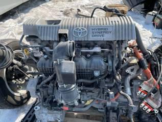 Двигатель в сборе 2Zrfxe Toyota Prius ZVW30 91000km (Видео Работы)