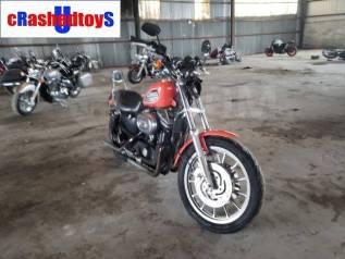 Harley-Davidson Sportster 883 Hugger XLH883 32289, 2002