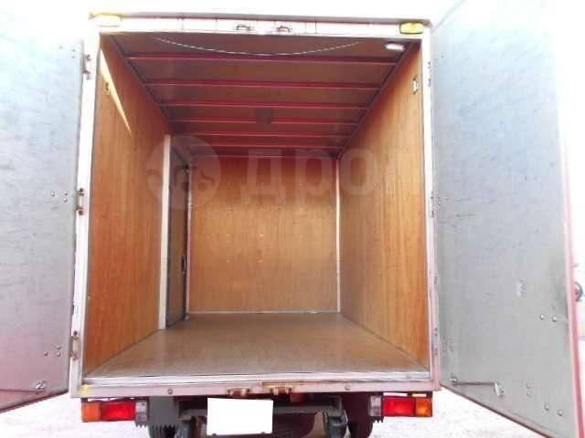 Nissan Atlas. фургон, 3 200куб. см., 4x2. Под заказ