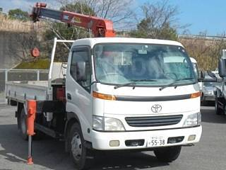 Toyota Dyna. , 4 890куб. см., 3 000кг., 4x2. Под заказ