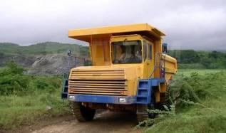 Белаз 7540В, 2007