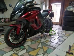 Kawasaki 1000sx, 2011