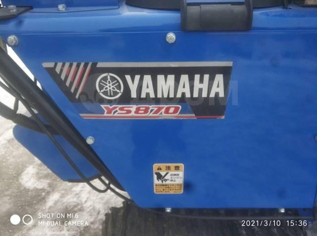Yamaha. Продам снегоуборку , 290куб. см.