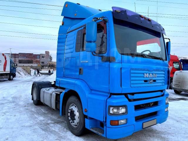 MAN TGA 18.390. Продаётся седельный тягач в Барнауле, 11 967куб. см., 18 000кг., 4x2