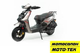 Скутер MATRIX 150 серый, оф.дилер МОТО-ТЕХ, Томск, 2021