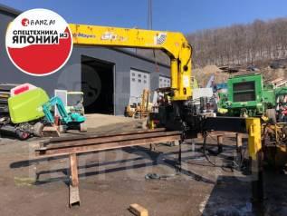 Видео работы! Крановая установка ShinMaywa CB365 (нахлест, 12.25м)