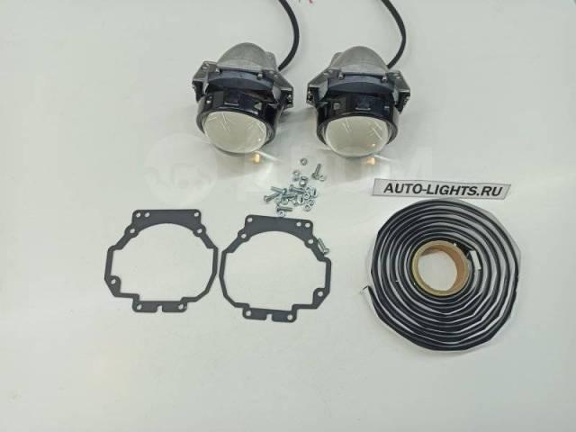 Би-светодиодные линзы Dixеl Hella3r для Toyota Avensis 3 Т270 Toyota Avensis [8107005321] T250 8107005321
