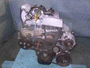 Двигатель 4AFE~Установка с Честной гарантией~