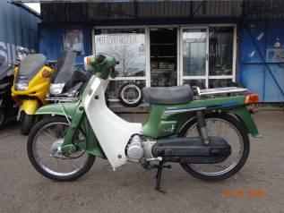 Suzuki Birdie 50, 2001