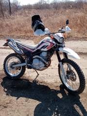 Yamaha Serow, 2011