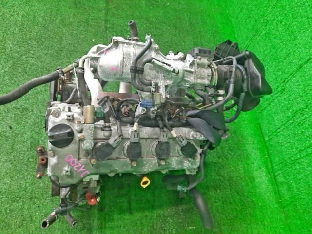 Двигатель в сборе. Nissan Wingroad, WFY11 Nissan Bluebird Sylphy, FG10 Nissan AD, WFY11 Nissan Sunny, FB15 QG15DE