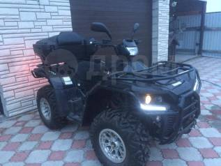 Polar Fox ATV700, 2012