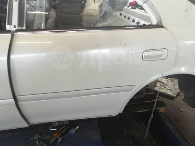 Дверь боковая. Toyota Chaser, GX100, GX105, JZX100, JZX101, JZX105, LX100, SX100 1GFE, 1JZGE, 1JZGTE, 2JZGE, 2LTE, 4SFE