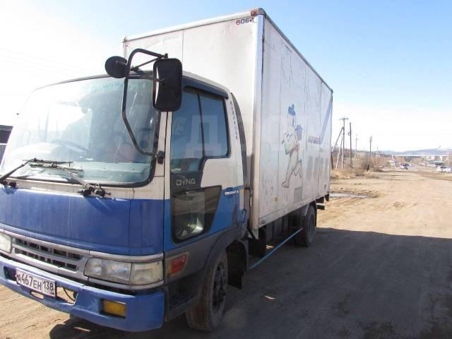 """Toyota Dyna. Продается грузовик Toyta DYNA """"В"""" категория, 4 000куб. см., 4 000кг., 4x2"""