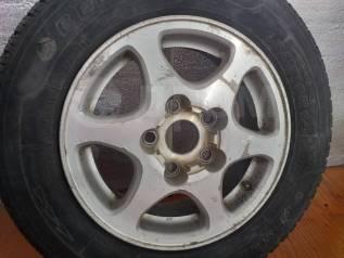 Колесо на литом диске Toyota