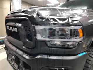 Бронирование кузова автомобиля защитной-антигравийной пленкой