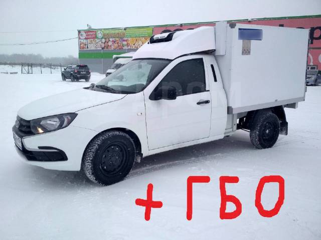 ВИС. Фургон рефрижиратор , 1 600куб. см., 915кг., 4x2