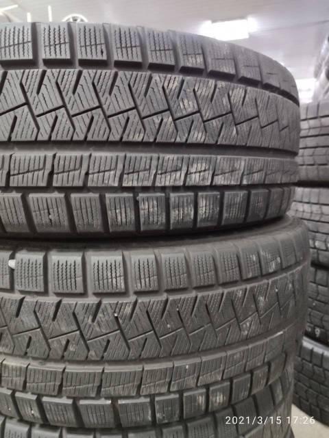 Pirelli Ice Asimmetrico. зимние, без шипов, б/у, износ 10%