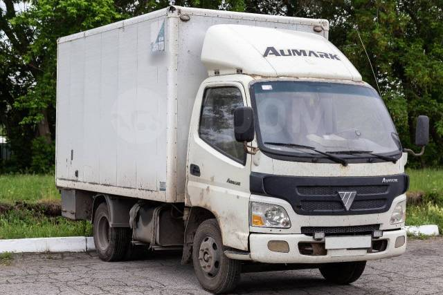 Foton Aumark. Foton Aumak-1039, 3 тн., изотермический фургон, 2 771куб. см., 3 000кг.