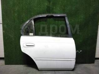 Дверь боковая Toyota Corolla E10# задняя правая