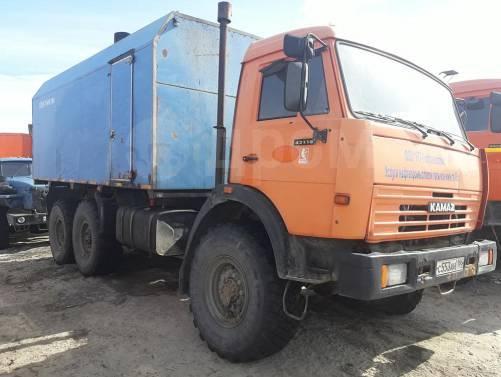 Паропромысловая установка ППУА 1600/100 шасси КАМАЗ 43118 С553АН 186 2013г.