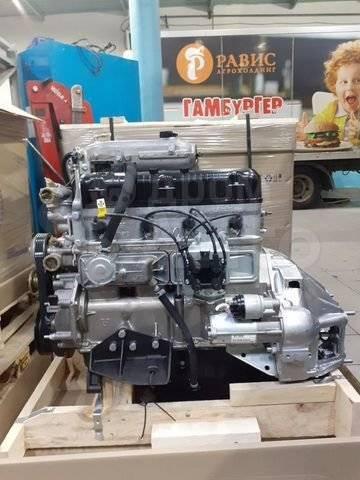 Двигатель в сборе. ГАЗ ГАЗель ГАЗ 2217 ГАЗ ГАЗель Бизнес ГАЗ Соболь, 2217 UMZ4216