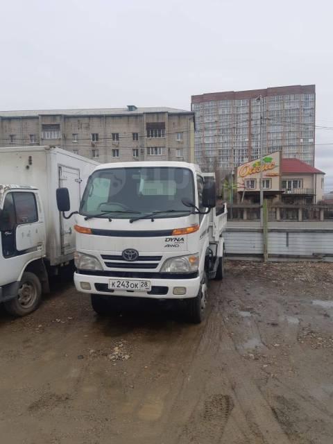 Toyota Dyna. Продается грузовик Toyota DYNA, 4 600куб. см., 3 000кг., 4x4