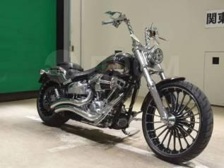 Harley-Davidson Breakout FXSB, 2014