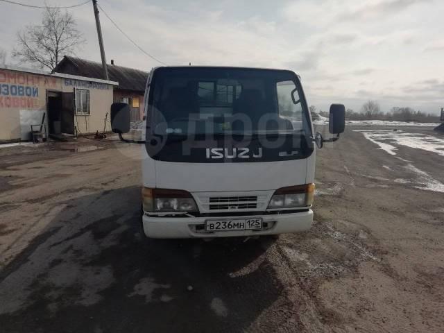 Isuzu Elf. Продам грузовик lsuzu ELF 1993 г. в. аппарель, 3 600куб. см., 2 000кг., 4x2