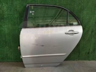Дверь боковая Toyota Corolla E12# задняя левая