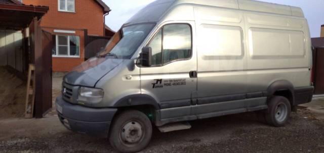 Renault Mascott. Продам грузовой фургон, 2 800куб. см., 4 000кг.