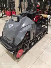 Мотобуксировщик(мотособака) Бурлак-М15, 2020
