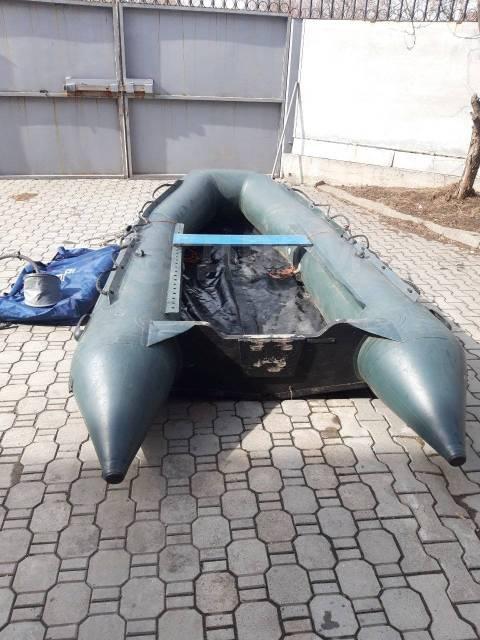 BRIG. длина 3,80м., двигатель подвесной