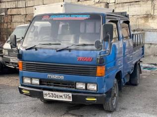 Mazda Titan, 1990