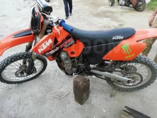 KTM 450, 2004