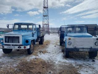 ГАЗ 3307, 1987